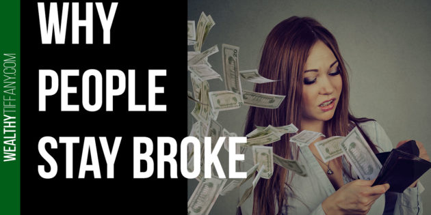 Why you will never be financially free