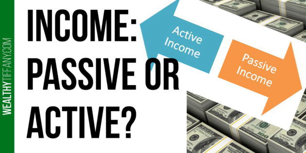 Passive Income vs Active Income